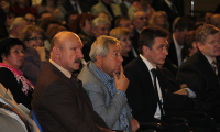 Общее собрание членов Ленинградской торгово-промышленной палаты. 18 декабря 2012 г